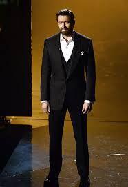 Hugh performing at 2013 Oscars
