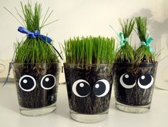 Bara Det Ljuvligaste: Roligt Påskgräs Bara D Mothers Day Crafts For Kids, Mothers Day Cards, Diy For Kids, Easter Crafts, Kids Crafts, Diy And Crafts, Earth Day Activities, Activities For Kids, Earth Day Crafts