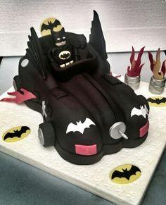 Batman arabasi pasta