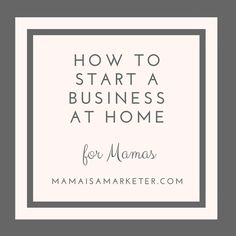 Ten years ago this month, I started a business at home. It's one of the few things I've kept going for the better part of a decade. For the next 31 days, I'll share how you can d… 31 Days, Starting A Business, Good Things