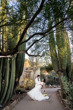 Desert Chic Wedding