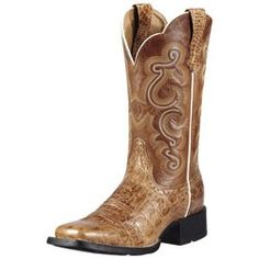 Quickdraw Gator Print by Ariat