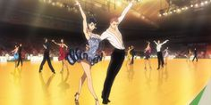 Welcome to the Ballroom - Preview dell'insert song Tettōtetsubi Yonayona Drive nel 4° PV - Sw Tweens