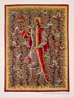 Tapestry ~ Jean Picart le Doux