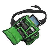 New Fashion SLR Sling Bag Camera Backpack Bag to Camera Brand Photography Camera Video Bag Photo DSLR Sling Camera Bag YD16_5656(China (Mainland))