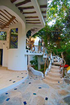 Fantastic tree-top villa in Watamu, Kenya