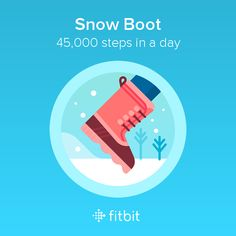 Fitbit Badges, Sore Legs, Keep Fit, Just Run, Snow Boots, Day, Instagram Posts, Fit Bit, Minions
