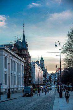 Oslo, Norway | Sergey Dushkin