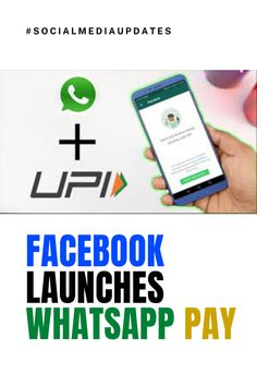 Facebook continues to evolve its eCommerce push with the introduction of WhatsApp Pay for Brazillian users.   Did You know it before? follow us for more such newly updates  #digitalmarketingtip #socialmediaupdates #socialmediaupdate #digitalsachin #digitalmarketingupdate #whatsapp #whatsappupdates #whatsapppayment #whatsapppay #whatsappupi Social Media Marketing, Digital Marketing, Social Media Updates, Did You Know, Ecommerce, Product Launch, Facebook, Photo And Video, Instagram
