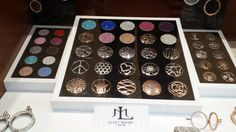 Hot new collection of Coins and holders from Lucet Mundi.
