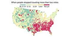 20200327 People in Florida and elsewhere continued to travel widely last week, potentially exposing more people to the coronavirus, phone data shows. Hand Washing Technique, Classroom Images, Healthcare News, Data Show, Herd Immunity, Influenza, Ny Times, America, Crowns
