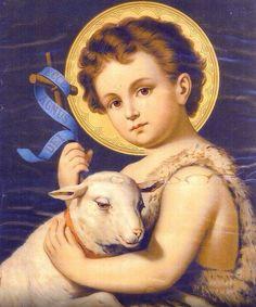João Batista com o carneiro - João Batista – Wikipédia, a enciclopédia livre