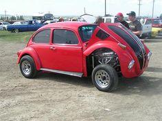 VW Beetle V8 - Surprise!