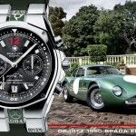 SCALFARO DB4GTZ 1960 SPADA WATCH EDITION.  The Aston Martin DB4 GT Zagato inspired the Scalfaro DB4GTZ 1960 Spada Watch Edition #aston #db4gtz #db4 #db4gt #gt #ercole #spada #2vev #1960 #scalfaro #cars #watch #wristwatch #legend #icon #edition #limited #swiss  See www.scalfaro.com/db4gtz/ for more details on the Scalfaro DB4GTZ 1960 Spada Watch Edition