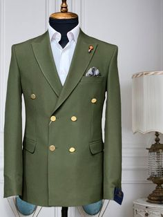 Double Breasted Suit, Mens Suits, Baby Dolls, Suit Jacket, Mens Fashion, Jackets, Style, Dress Suits For Men, Moda Masculina