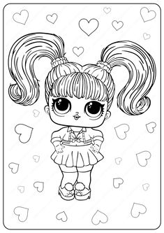 Free Printable LOL Surprise Oops Baby Coloring Pages. Top quality free printable coloring, drawing, painting pages here for boys, girls, children . Abstract Coloring Pages, Unicorn Coloring Pages, Coloring Pages For Girls, Flower Coloring Pages, Cartoon Coloring Pages, Mandala Coloring Pages, Coloring Book Pages, Coloring For Kids, Free Coloring