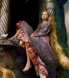 Taylor Swift #Rapunzel #princess