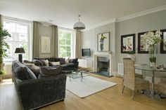 Check out this photo of a white living room on Rightmove Home Ideas