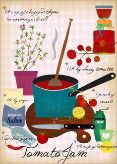 Tomato Recipe -  Elisandra