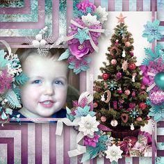 NEW *Templates Violets* by MLDesign  http://digital-crea.fr/shop/index.php… Kit:*Joy Season* Designs by Brigit