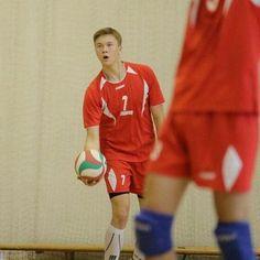Michał Ambroziak, 16 lat, rozgrywający, KATS Alpat Gdynia #volleyball #volleyballplayer