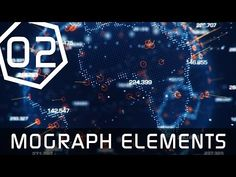 Earth Hologram Tutorial (2/3) - Mograph Elements - Cinema 4D