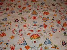 Image result for scandinavian folk art fabric