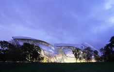 Fondation Louis Vuitton,Courtesy of  L'Observatoire International