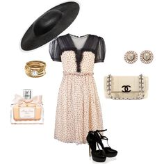 I need to have a Kentucky derby party just so I can get this adorable outfit!