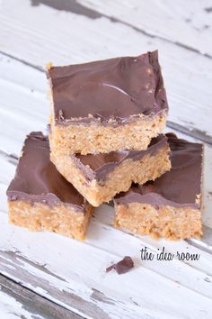 peanut butter rice krispie treats......the school i went to primary grades in Huntsville, AL made peanut butter rice krispie treats. I loved them. First recipe I've seen and I've looked. Can't wait to try it.