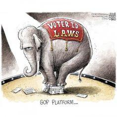 I COULD NOT REGISTER TO VOTE! - The Voter Identification MANDATE | Winning Progressive