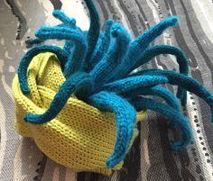 The 'Under the Glass' series keeps growing. #art #knit #knitting #creativity #SundayFunday