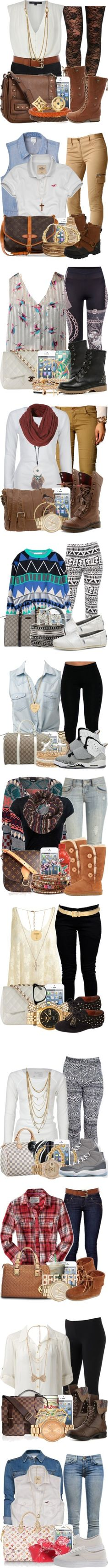 """""""Swagg Part 14"""" by littlemissdeaja ❤ liked on Polyvore"""