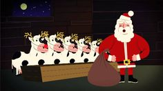 Lely Christmas video - 2012