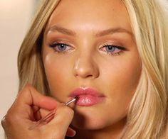 VS Fantasies Makeup LOok