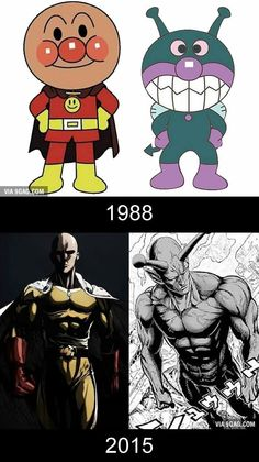 They have finally grown up after all these years.