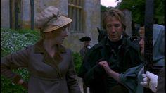 Colonel Brandon 1995 | Alan Rickman Sense And Sensibility Gun