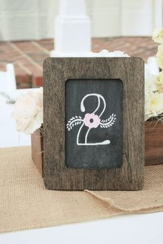 Barn Wedding Inspiration: Decorating with Chalkboards - Maine Barn Wedding Venue Barn Wedding Venue, Wedding Signage, Wedding Seating, Wedding Table Settings, Wedding Table Numbers, Chalkboard Table Numbers, Barn Wedding Inspiration, Wedding Ideas, Wedding Planning
