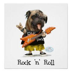 Pug Pictures And Prints | Tudo Sobre Rock: Agosto 2011