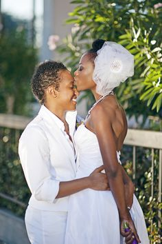 Speak Up in Support of Same Sex Marriage! Love for everybody black couple kiss without exceptions Lesbian Wedding Photos, Lesbian Wedding Photography, Cute Lesbian Couples, Lgbt Wedding, Lesbian Love, Elope Wedding, Wedding Poses, Wedding Couples, Elopement Wedding