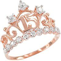 Check this charles and colvard moissanite engagement ring set from Camellia Jewelry. Scrupulously handmade in fine detail, it is a unique wedding ring set that will show her how much you care without breaking the bank. This engagement ring features wh Rose Gold Diamond Ring, Gold Diamond Wedding Band, Rose Gold Crown Ring, Crown Rings, Raw Diamond, Halo Rings, Sweet 15, Morganite Engagement, Rose Gold Engagement Ring