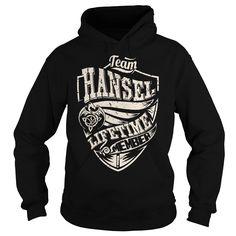 Team HANSEL Lifetime Member (Dragon) - Last Name, Surname T-Shirt