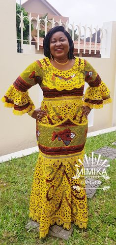 African Maxi Dresses, Latest African Fashion Dresses, African Dresses For Women, African Attire, African Wear, Dress For Girl Child, African Blouses, African Traditional Dresses, Pinterest Fashion