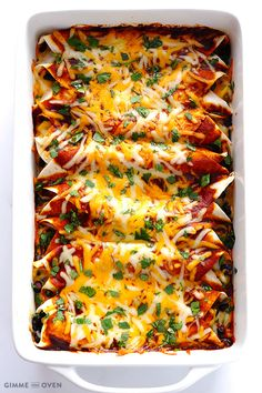 11 Mouthwatering Enchiladas To Try Before You Die