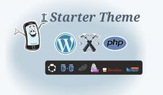Phone1st Starter Theme. A light and basic starter theme to get you off to a quick start with your web developments. Comes in three flavours Hammer for Mac, Php and WordPress.