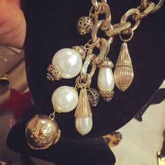 Vintage inspirerò necklace Made in Italy by Matildesign bijoux