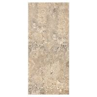 Tormento Polished Filled 8 x 18 in The Tile Shop, Travertine Tile, Kitchen Tiles, Design Consultant, Free Design, Tile Floor, Kitchens, Flooring, Wall