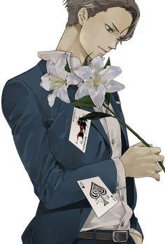 Joker Game: fan arts