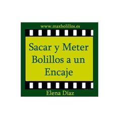 Sacar y Meter Bolillos Bobbin Lace, Company Logo, Logos, Videos, Diy, Scrappy Quilts, Hair, Learning, Tutorials