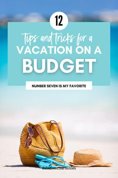 """How to go on a family vacation on a budget. Money tips for a cheap family vacation. Save money on travel with these """"vacation on a budget"""" tips. Frugal family vacation Cheap Family Vacations, Best Vacations, Vacation Trips, Frugal Family, Frugal Living, Money Tips, Money Saving Tips, Free Charts, Bucket List Family"""
